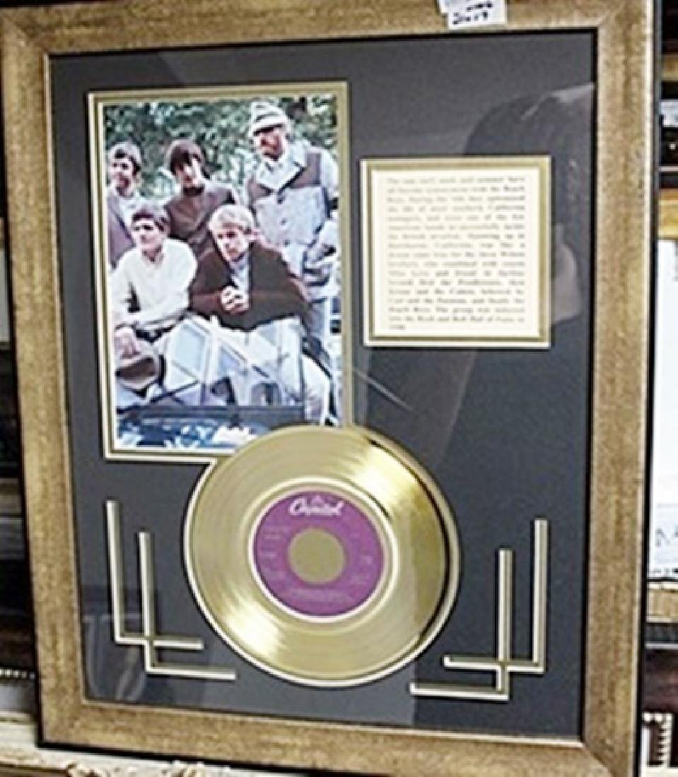 The Beach Boys Photo & Gold Album AR5747