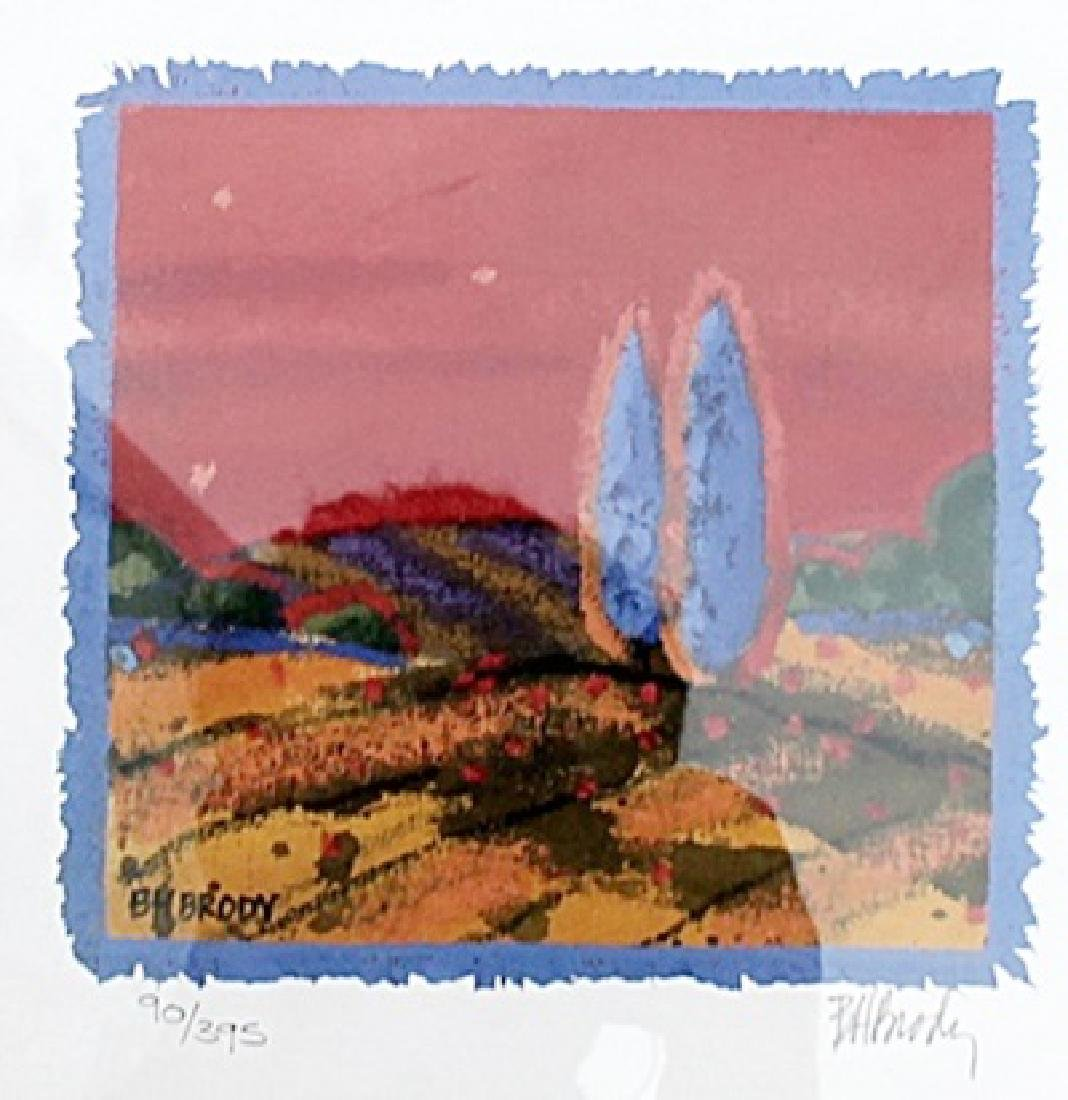 Journey Songs I - B.H. Brody - Lithograph 298V