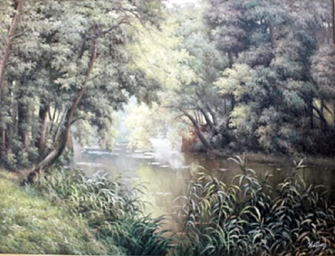 Natural Landscape - Giclee