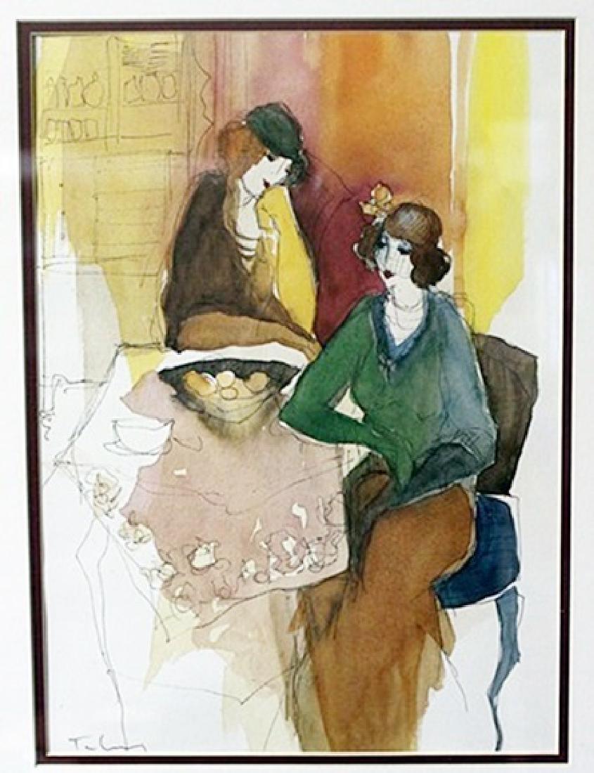 """""""MYSTERIOUS WOMEN"""" by ITZCHAK TARKAY"""