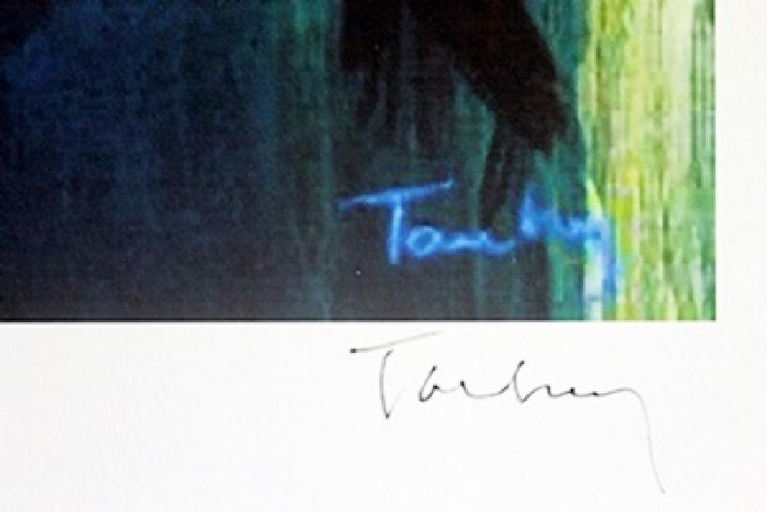 Lithograph - Itzchal Tarkay - 2