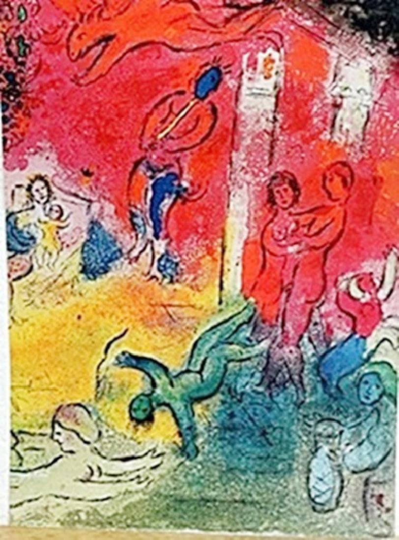 Marc Chagall - - Temple and History of Bacchus Part 1