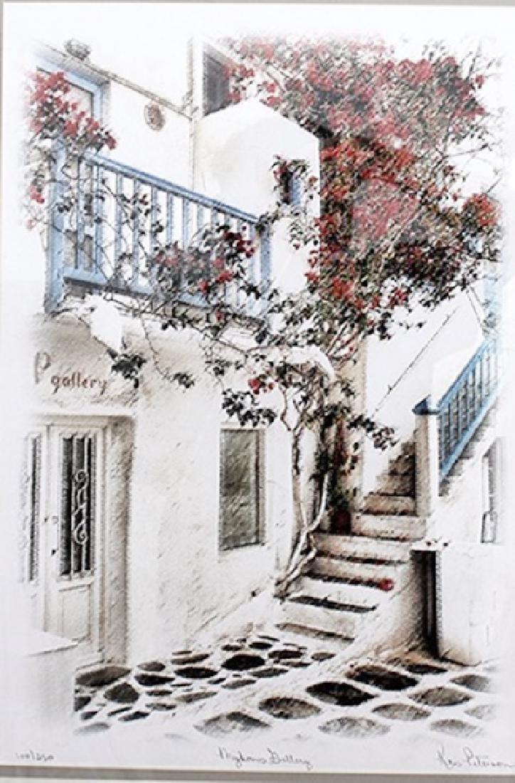Mykonos Gallery - Kris Peterson - Lithograph
