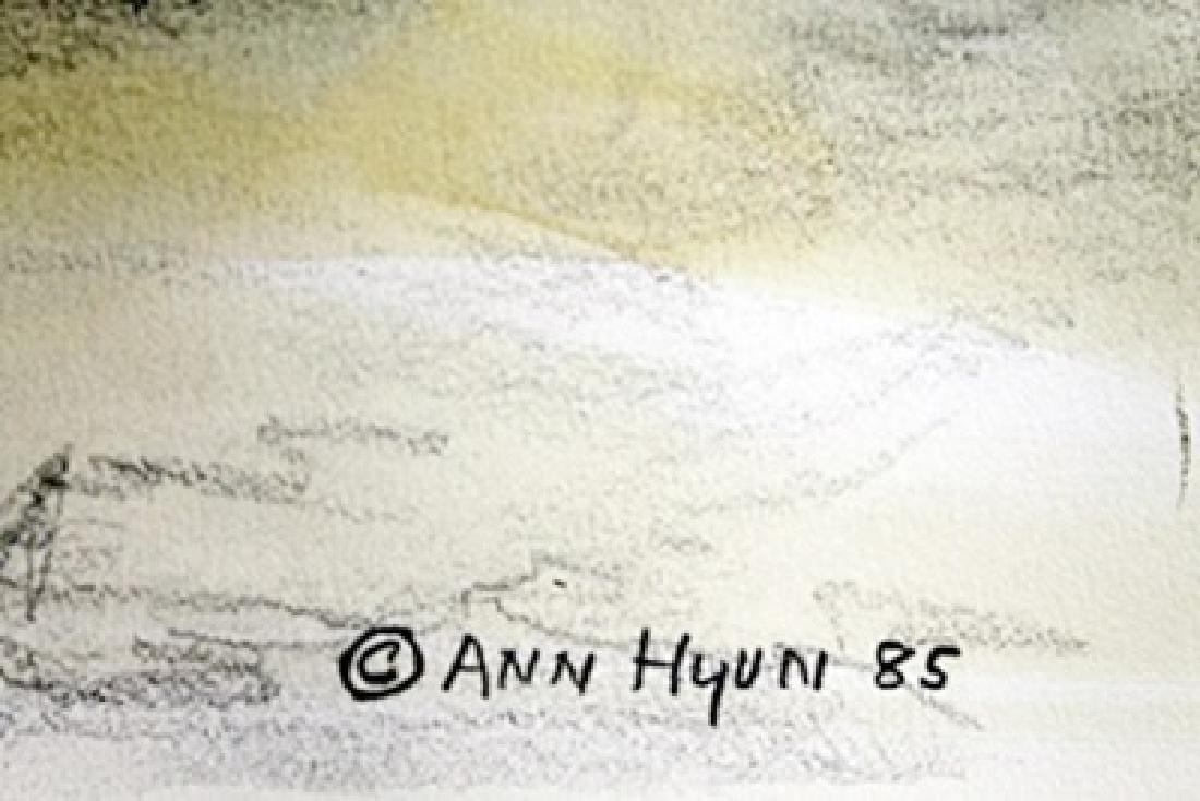 Lithograph - Wild Life - Ann Hyun - 2