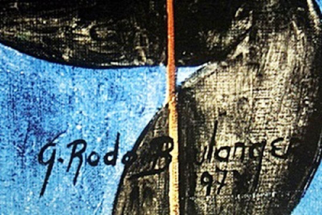 Lithograph - Prelude - G. Rodo Boulanger - 2