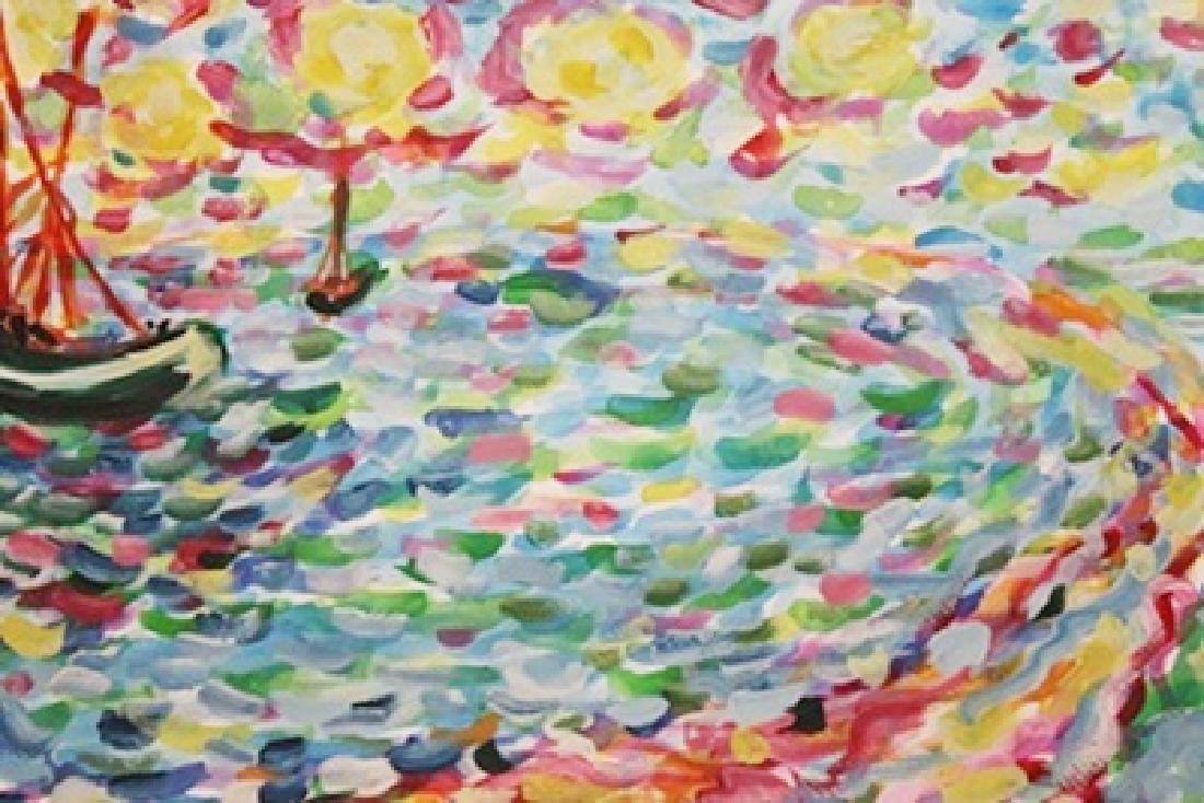 Watercolor On Paper - Emil Nolde - 2
