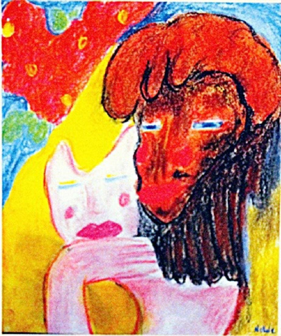 Emil Nolde - The Lovers