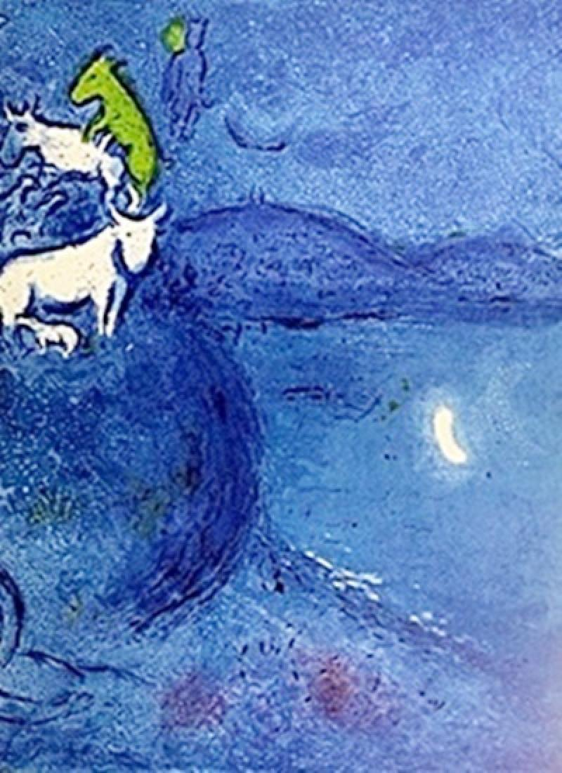 Marc Chagall - - Spring Part 1