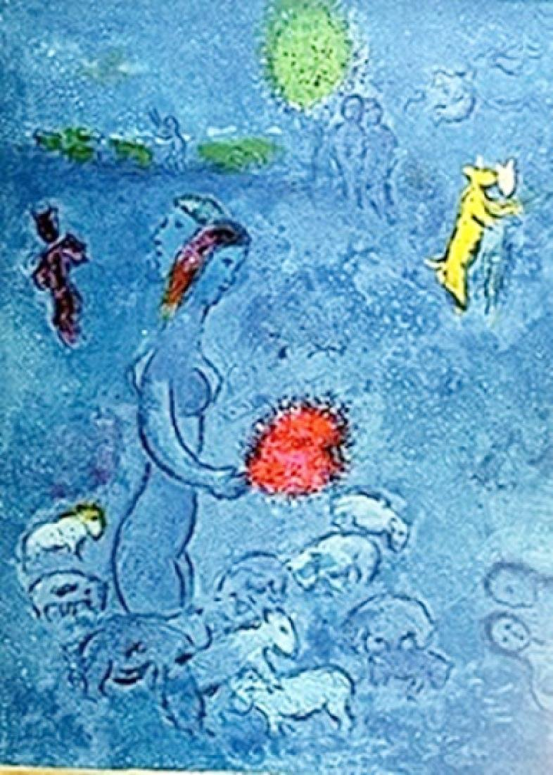 Marc Chagall - - Spring Part 2
