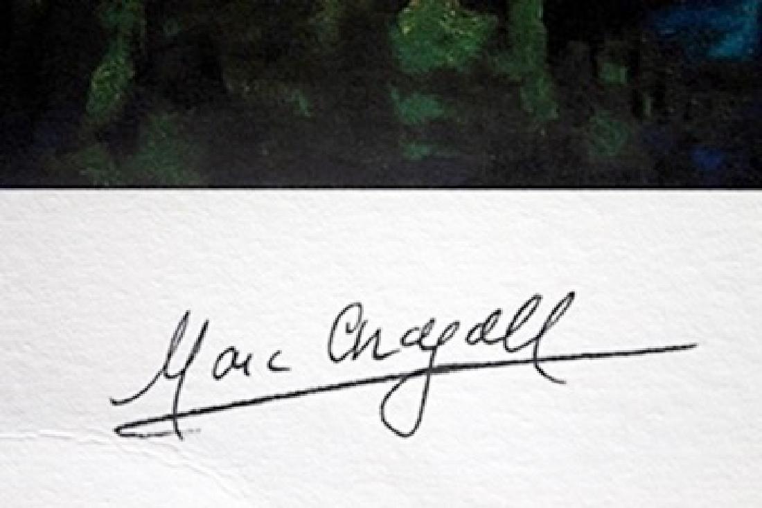 Lithograph - Ecuyere - Marc Chagall - 2