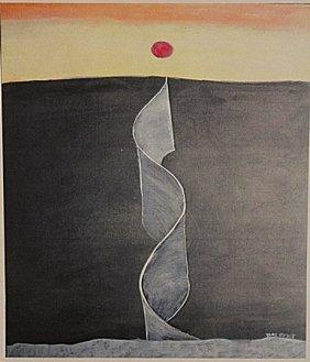 Max Ernst - Underground