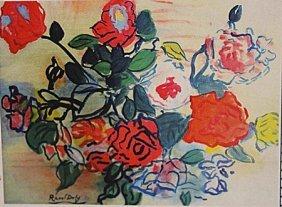 Raoul Dufy - Flowers