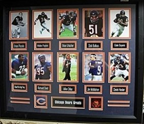 Chicago Bears Greats Ar5723