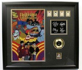 """yellow Submarine"" The Beatles Hologram"