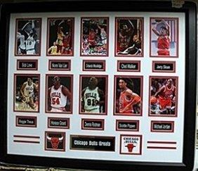 Chicago Bulls Greats Ar5557