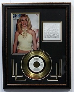 """""""ooops I Did It Again"""" Britney Spears Bio And Gold"""