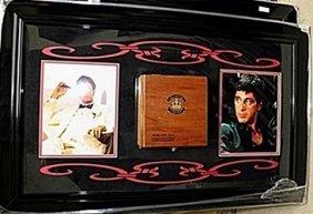 Photo Of Al Pacino & Gold Crown Cigars Ar 5551