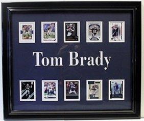Tom Brady Memorabilia With 10 Licensed Photos