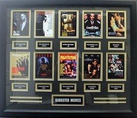 "Memorabilia ""gangster Movies"""