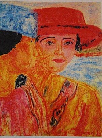 Pierre Bonnard - Two Womans