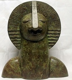 Bronze Sculpture - Signed, Gaylord