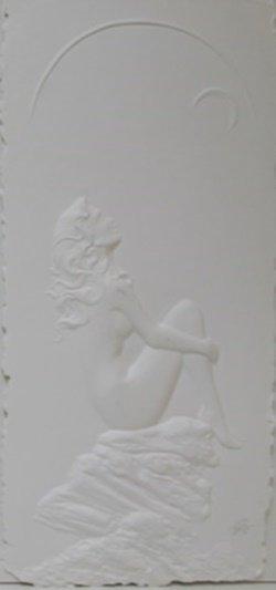 Releif Sculpture by Roberta Peck