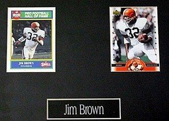 Jim Brown 4 Card Set HE5011 - 3