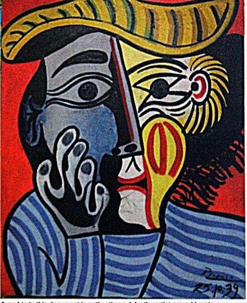 Pablo Picasso - Woman Head
