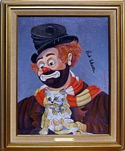 Freddie's Kitty Cat - Limited Edition - Red Skelton