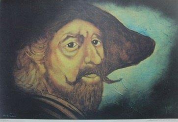 Original Authentic Lithograph William Verdult