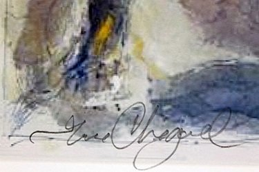 Lithograph by Marc Chagall - 2