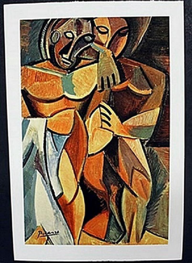 "Lithograph ""Ripen"" after Pablo Picasso"