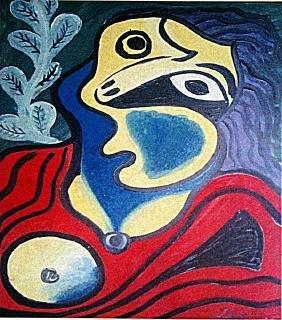 Pablo Picasso - Le Modele