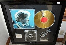 Bob Dylan's Greatest Hits Vol. #2 With Gold Album &Mini