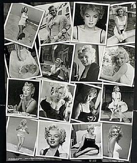 Marilyn Monroe/Collage