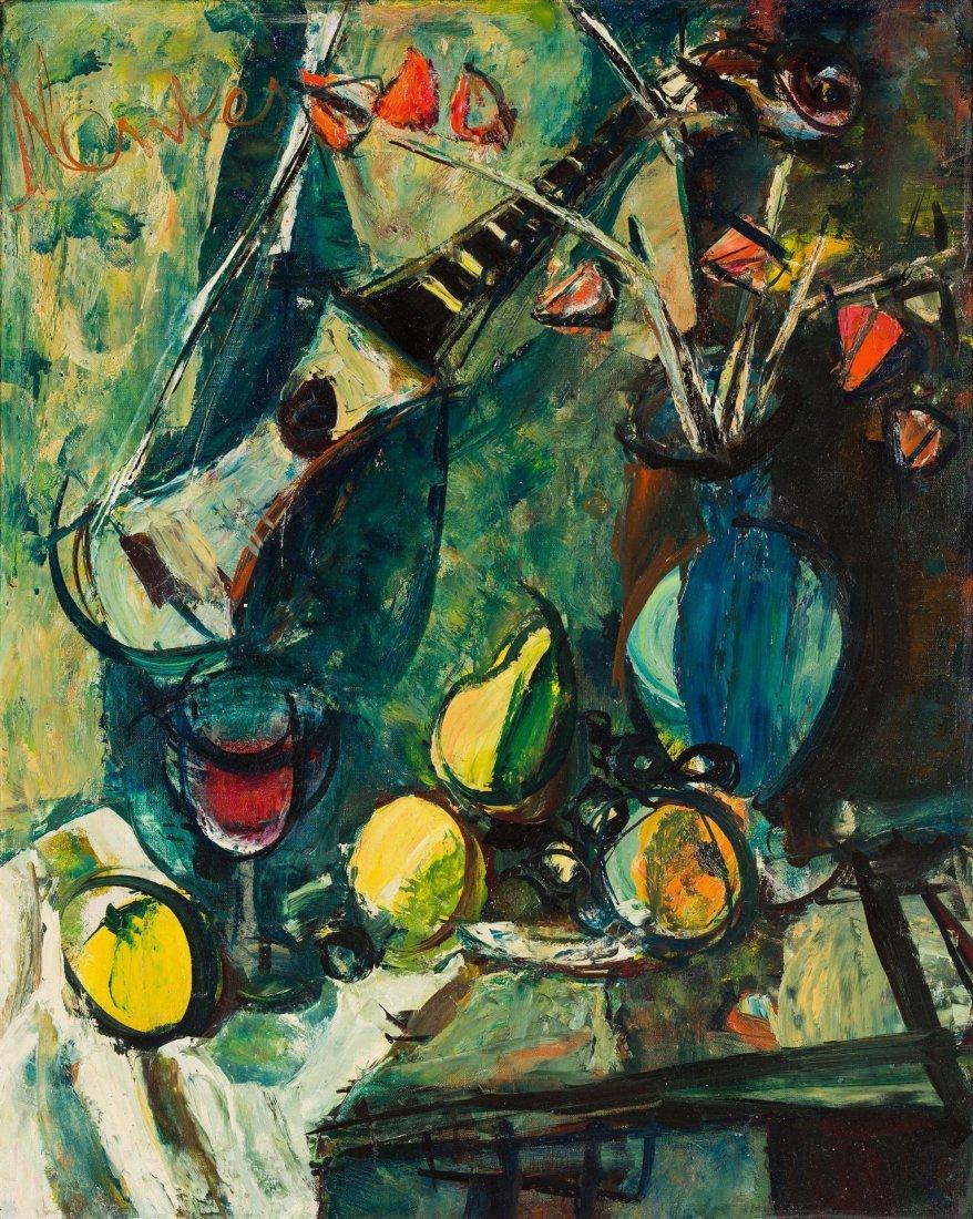 Zygmunt Menkes ( 1896-1986) - no title/bez tytułu