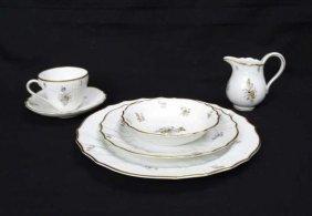 27 Piece Hutschenreuther Bavarian Porcelain