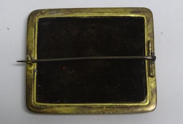 Italian Micro-Mosaic Brooch - 2