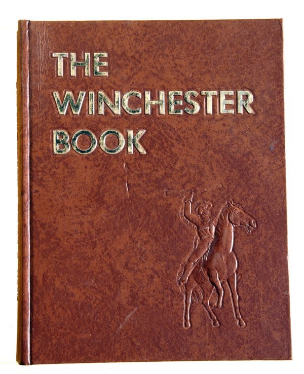 25: 2 books: The Winchester Book by Geo. Madis and auto