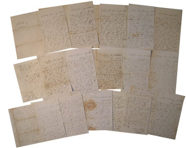 20: Army Signal Corps ALS American Civil War Letters Si
