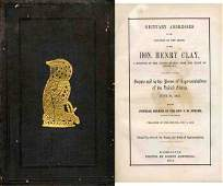 2091: U.S. Rare Obituary Addresses Death Henry Clay Sen