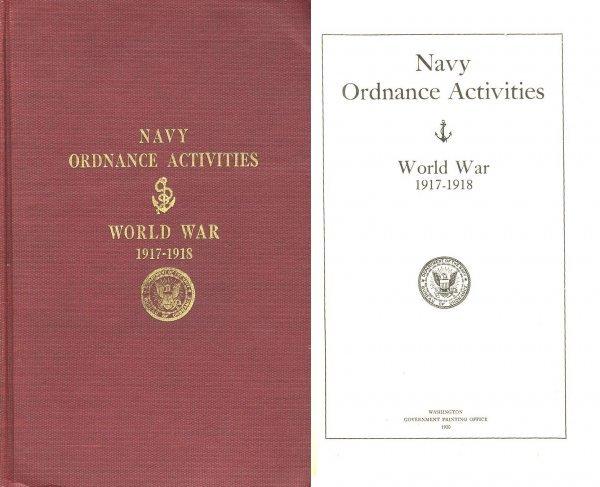 3353: Navy Activities World War Collectible Photos Maps