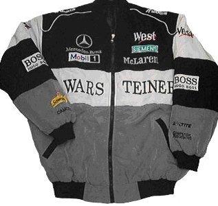 3363: Mercedes McLaren Team F1 Jacket Pit Formula One