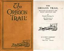 3616: Oregon Trail Rockies Mountain History Western Ame