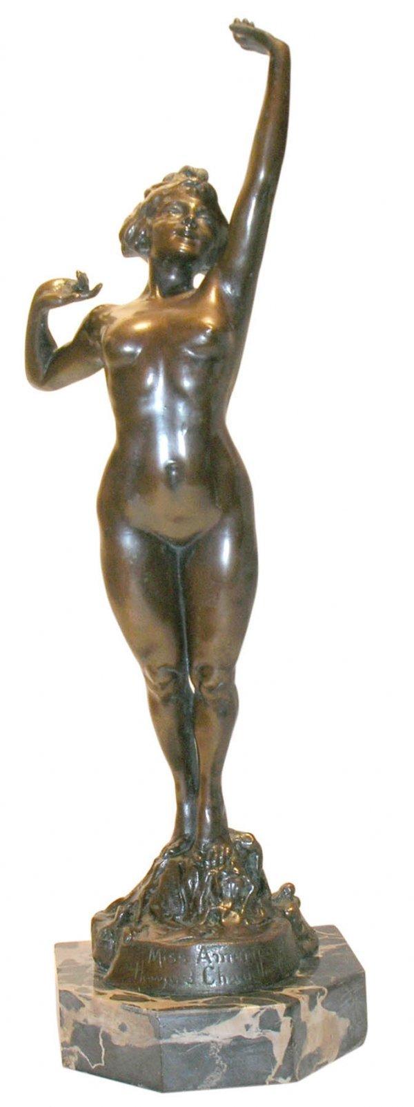 3300: Howard Chandler Christy Miss America 1925 Bronze