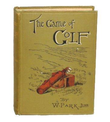 4424: Game Golf Park Rare Book Sports Greens Hole Par
