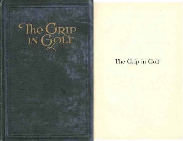 4430: Grip Golf Golfers Magazine Company Pro Evans Tayl