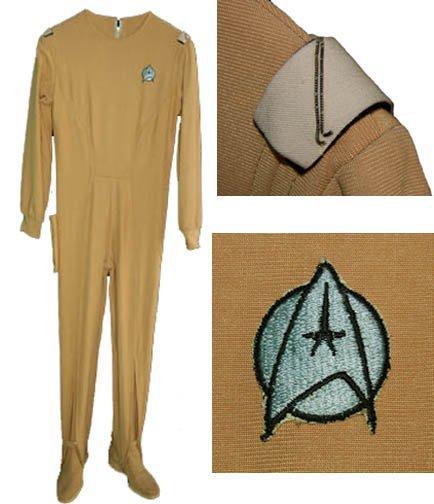 405: Star Trek Uniform Walter Koenig Motion Picture Che