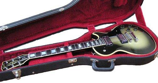 886: Rare Les Paul Custom Gibson Guitar Silverburst Cla
