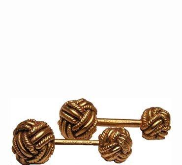 903: Cufflinks Tiffany Gold Jean Schlumberger Rare Jewe